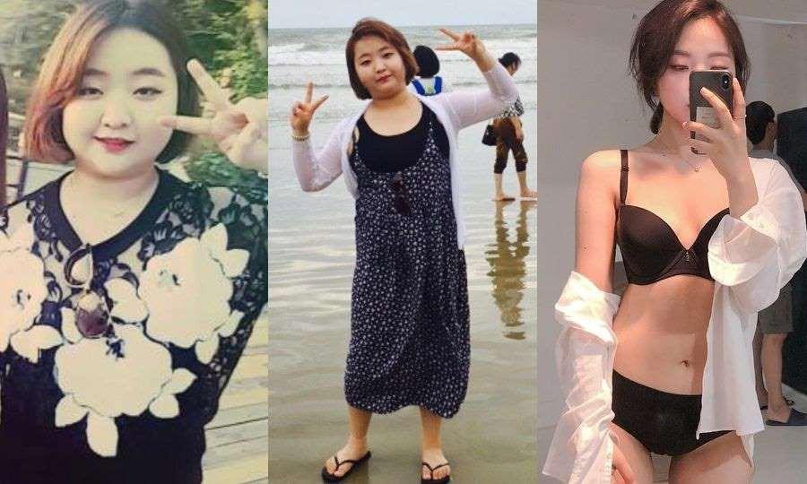 """Những màn Before - After """"siêu đỉnh"""" từ gái Hàn: giảm được 10 - 20kg là chuyện quá bình thường - Ảnh 8."""