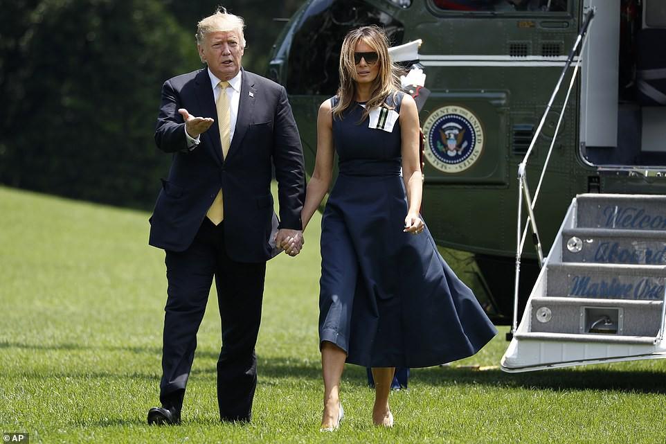 Hé lộ bất ngờ về bữa tiệc Hoàng gia Anh tiếp đãi Tổng thống Trump: Mất tới 6 tháng chuẩn bị, không được sai sót dù chỉ một chiếc ly - Ảnh 1.