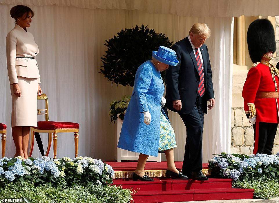Hé lộ bất ngờ về bữa tiệc Hoàng gia Anh tiếp đãi Tổng thống Trump: Mất tới 6 tháng chuẩn bị, không được sai sót dù chỉ một chiếc ly - Ảnh 2.