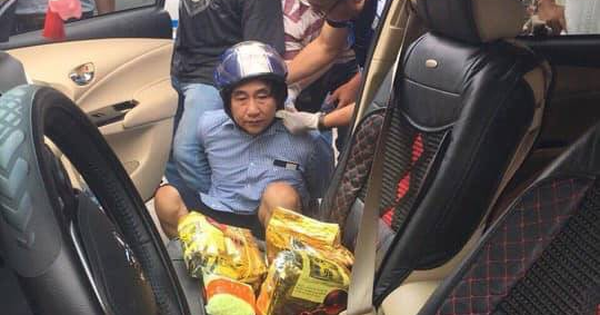 Bắt Việt kiều Úc 60 tuổi cầm đầu đường dây ma tuý ở Sài Gòn