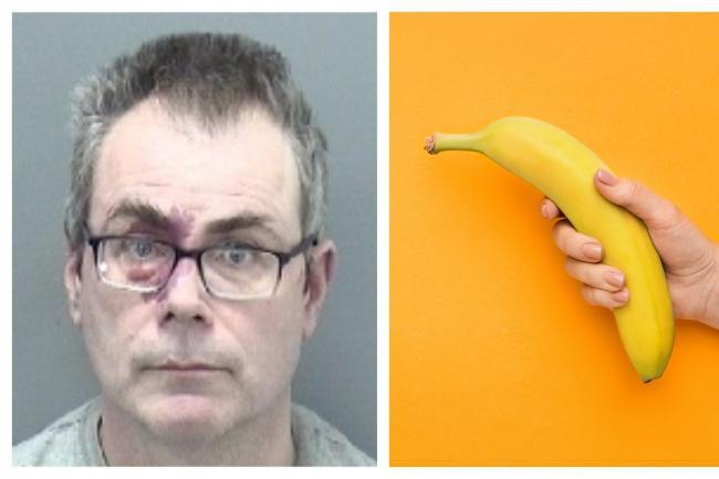 Ông chú cầm trái chuối cướp ngân hàng được 32 triệu nhưng bất ngờ nhất là động cơ gây án - Ảnh 1.
