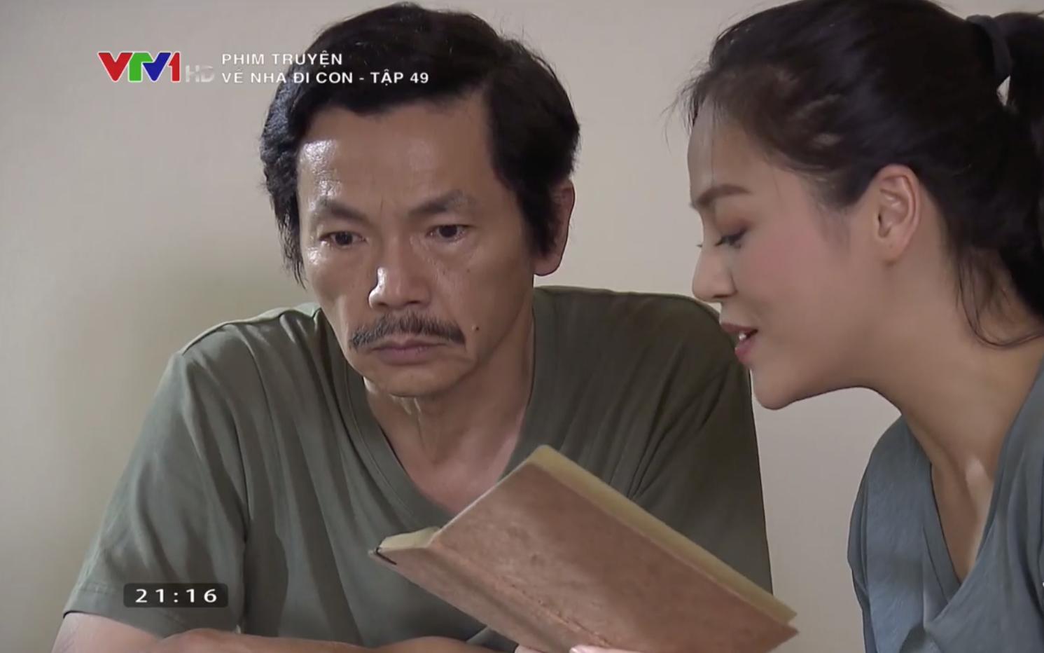 """""""Về nhà đi con"""": Hết lo Thư hóa điên, khán giả lại sợ ông Sơn... mắc bệnh tâm thần"""