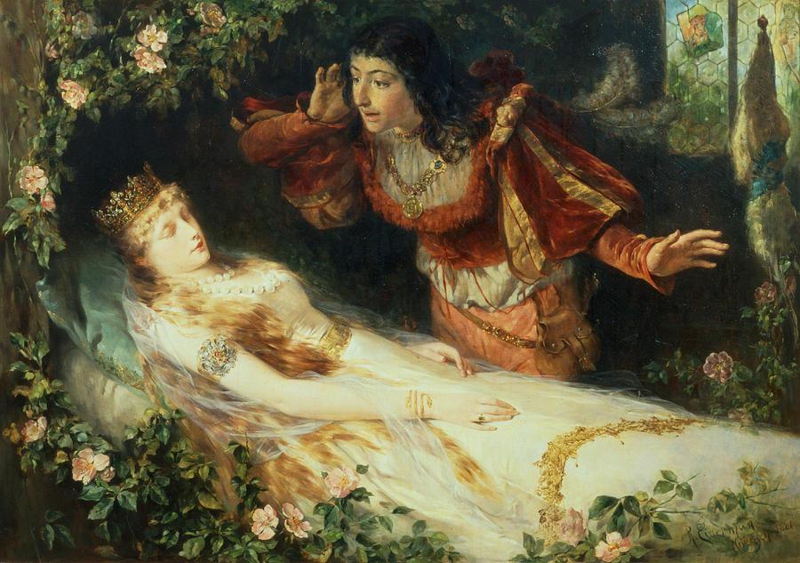 Sự thật về cổ tích Công chúa ngủ trong rừng: Câu chuyện nhuốm màu đen tối từ cưỡng bức, ngoại tình đến giết vợ để chạy theo nhân tình - Ảnh 3.
