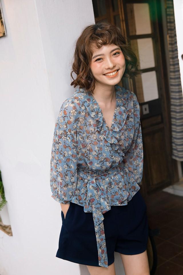 ÁO BLOUSE: 22 mẫu áo blouse siêu xinh cho nàng công sở