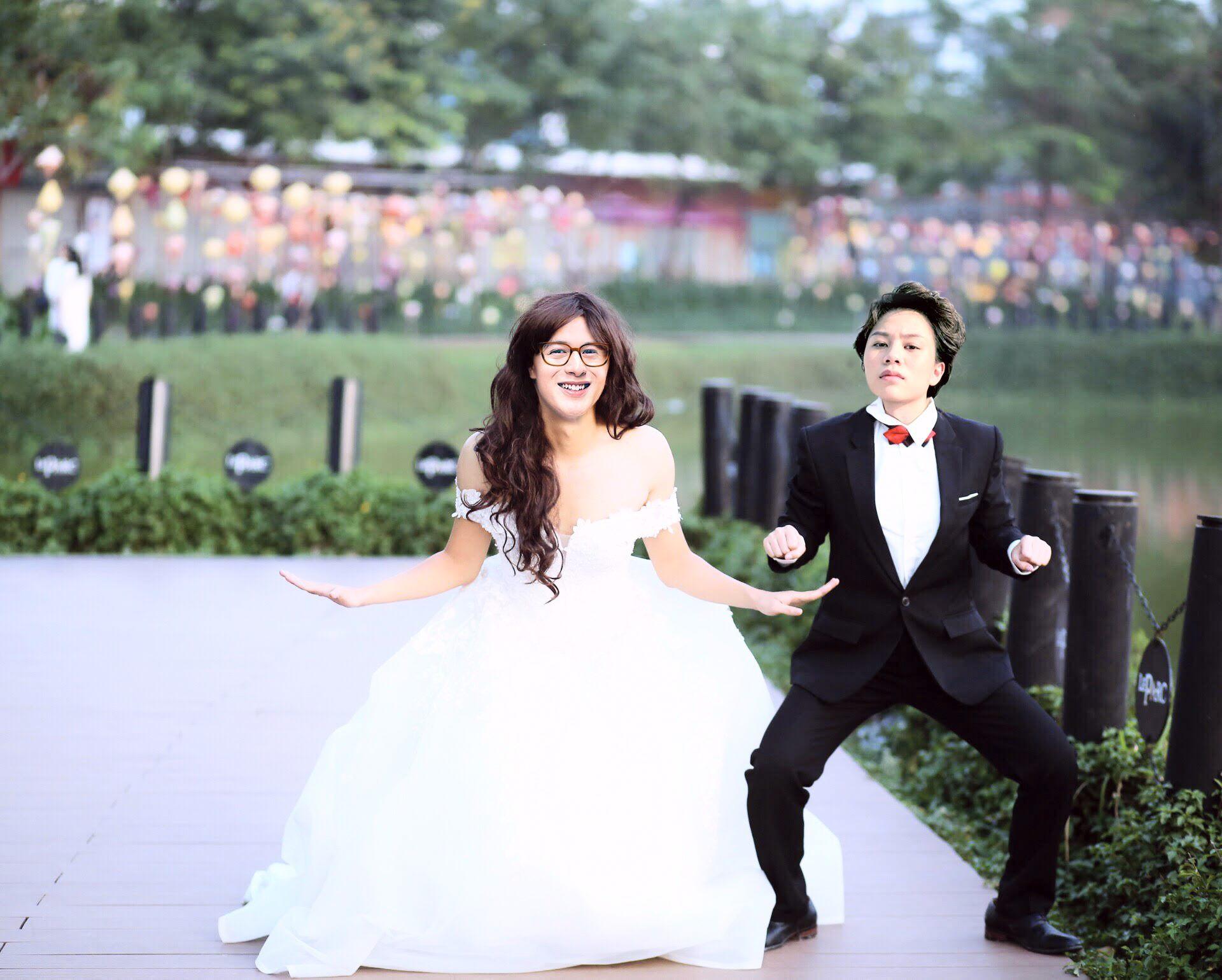 Ảnh cưới của Dương - Bảo Về Nhà Đi Con - Ảnh 3.