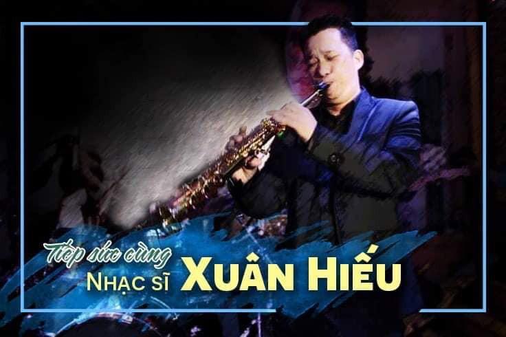 Bàng hoàng trước tin người anh thân thiết - nhạc sĩ Xuân Hiếu bị ung thư, Mỹ Tâm ngay lập tức gửi chuyển 100 triệu giúp đỡ đàn anh  - Ảnh 2.