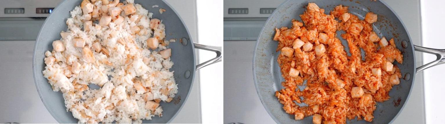"""Học đầu bếp Nhật làm cơm chiên trứng ngon đẹp """"rụng rời""""! - Ảnh 4."""