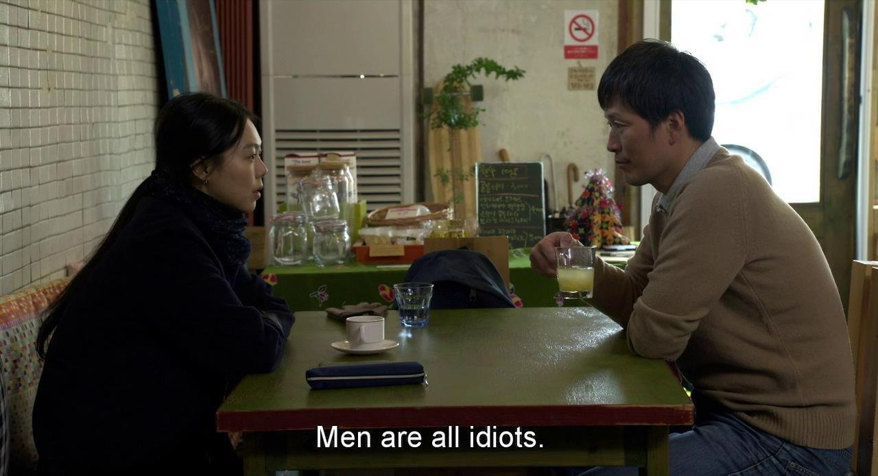 """Kim Min Hee và đạo diễn già Hong Sang Soo: Cặp đôi """"ngoại tình"""" bị nước Hàn ghét bỏ tự làm phim khóc cuộc tình mình? - Ảnh 13."""