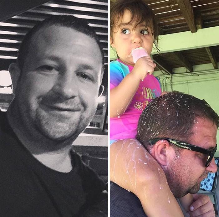 """Hình ảnh trước và sau khi làm cha mẹ của các """"dân chơi"""" sẽ cho bạn thấy việc nuôi con khắc nghiệt đến mức nào - Ảnh 4."""