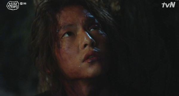 Sau khi đệ đơn ly hôn với Song Hye Kyo, rating phim 'Arthdal Chronicles' của Song Joong Ki giảm xuống thấp kỷ lục - Ảnh 1.