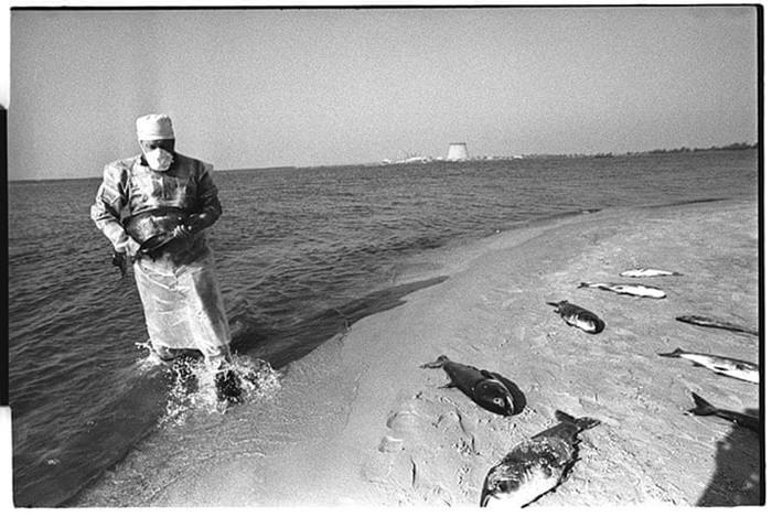 """Những bức ảnh """"hơn vạn lời nói"""" cho thấy mức độ khủng khiếp của thảm họa hạt nhân Chernobyl - vùng đất chết chóc không biết bao giờ mới hồi sinh - Ảnh 4."""