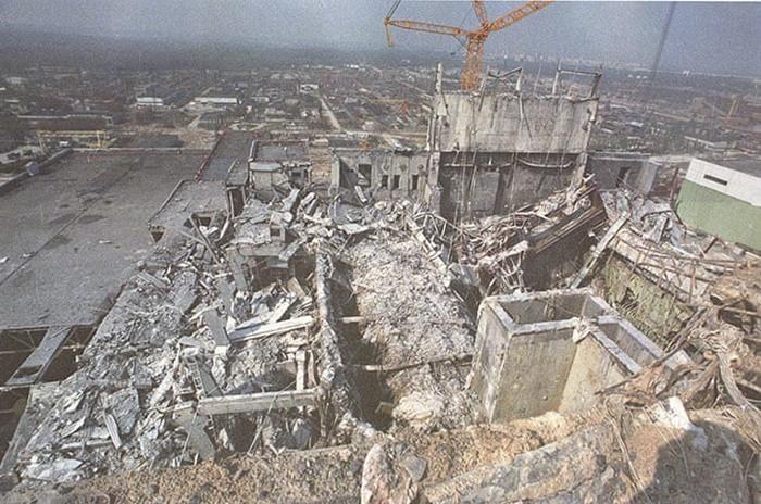 """Những bức ảnh """"hơn vạn lời nói"""" cho thấy mức độ khủng khiếp của thảm họa hạt nhân Chernobyl - vùng đất chết chóc không biết bao giờ mới hồi sinh - Ảnh 5."""