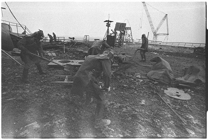 """Những bức ảnh """"hơn vạn lời nói"""" cho thấy mức độ khủng khiếp của thảm họa hạt nhân Chernobyl - vùng đất chết chóc không biết bao giờ mới hồi sinh - Ảnh 7."""