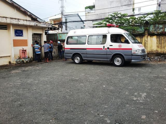 TP.HCM: Bé trai 4 tuổi tử vong tại nhà trẻ, nghi do sặc cháo trong lúc ăn - Ảnh 1.