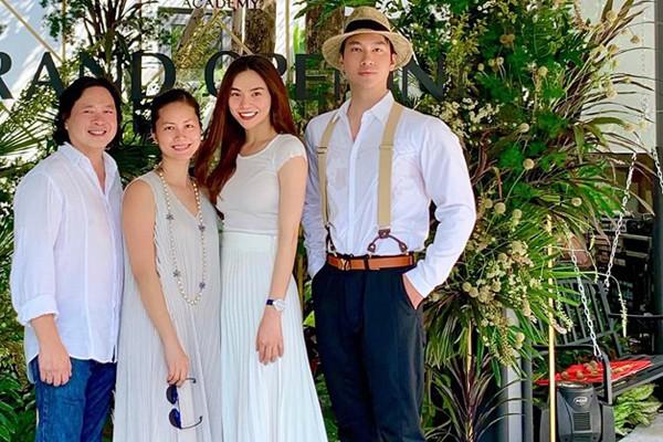 """Bất ngờ cuộc sống """"nàng Pao"""" Đỗ Hải Yến sau 7 năm kết hôn với chồng Việt kiều đại gia - Ảnh 1."""