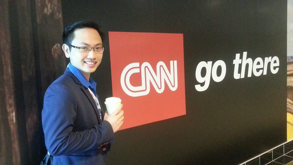 """Thông tin cực hiếm về chú rể của MC Phí Linh: Phó trưởng phòng tiếng Anh, """"người đứng sau"""" nhiều show đỉnh của VTV - Ảnh 6."""