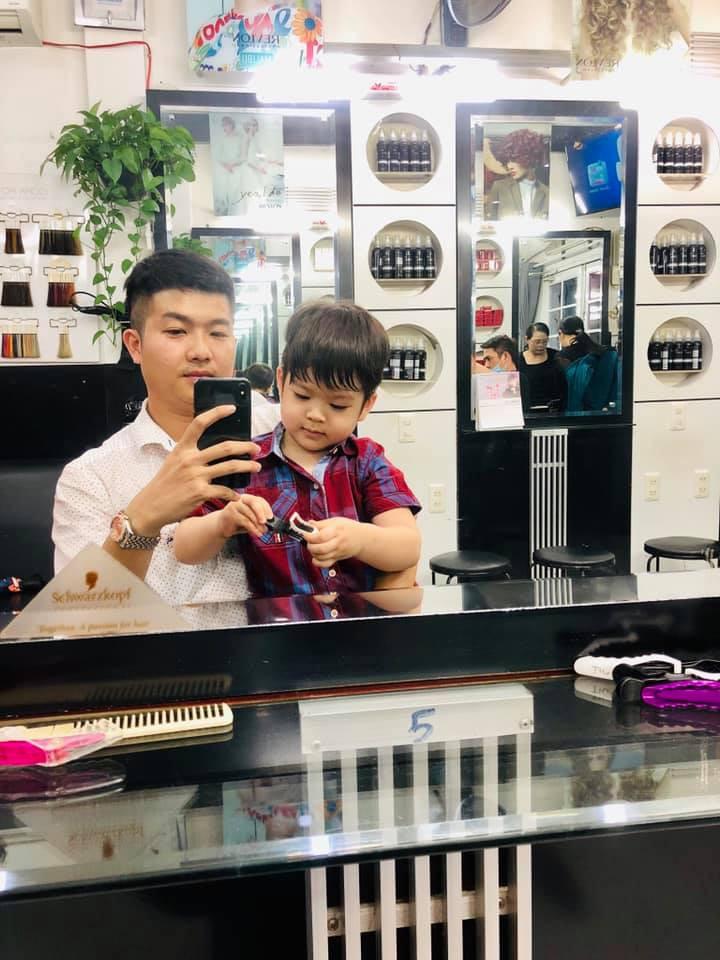 Nhật Kim Anh vừa than nhớ con, chồng cũ đã vui vẻ công khai làm điều này với con trai - Ảnh 2.
