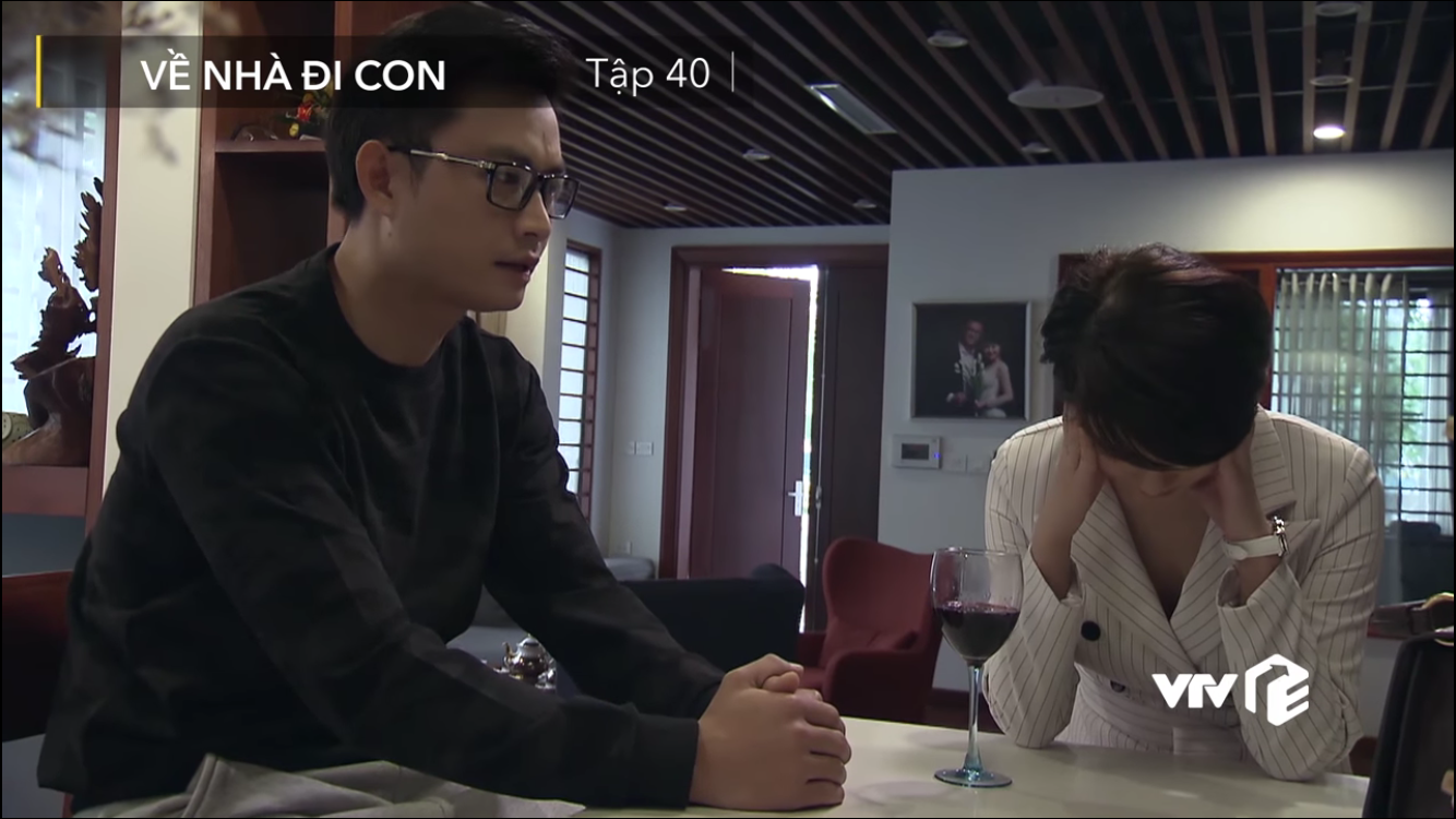 """""""Về nhà đi con"""" tập 40: Xuất hiện câu nói cực phũ khiến Thành bị nghi muốn bỏ vợ - Ảnh 2."""