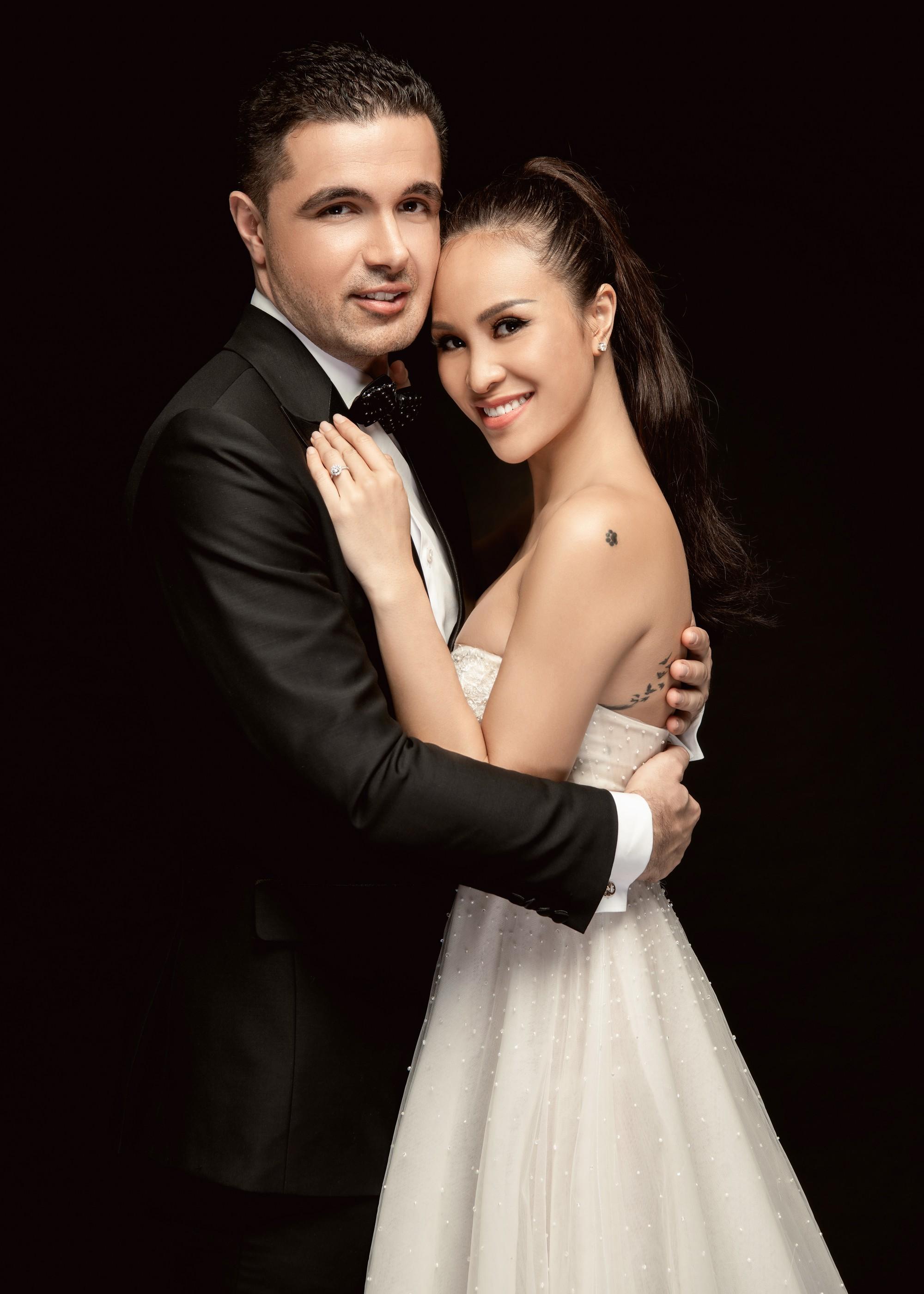 Trọn bộ ảnh cưới ngọt ngào đến tan chảy của Phương Mai và chồng Tây đẹp trai như tài tử - Ảnh 11.