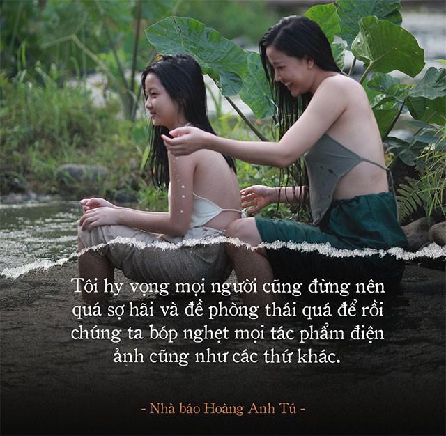 """Trang Hạ nói về việc để bé gái 13 tuổi đóng cảnh 18+ trong """"Vợ Ba"""": Tại sao không phải một diễn viên đóng thế ngực trần? - Ảnh 6."""