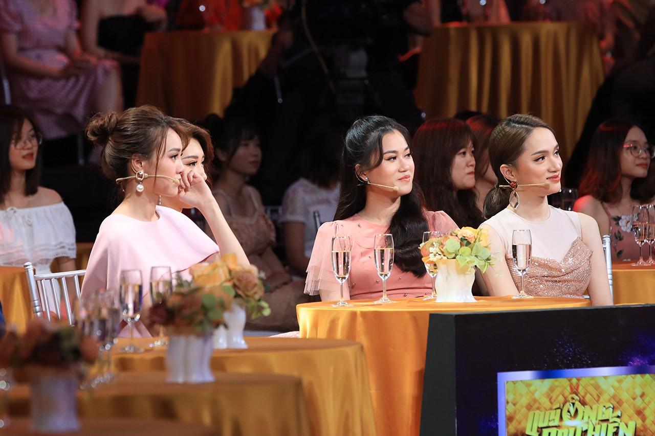 Hoa hậu Hương Giang hốt hoảng khi Lan Ngọc rủ rê trai đẹp về chung nhà chỉ sau 1 lần gặp mặt  - Ảnh 4.