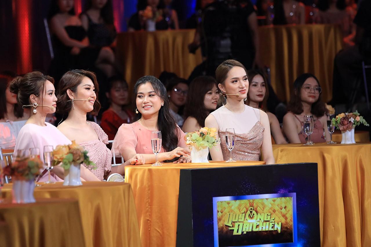 Hoa hậu Hương Giang hốt hoảng khi Lan Ngọc rủ rê trai đẹp về chung nhà chỉ sau 1 lần gặp mặt  - Ảnh 3.