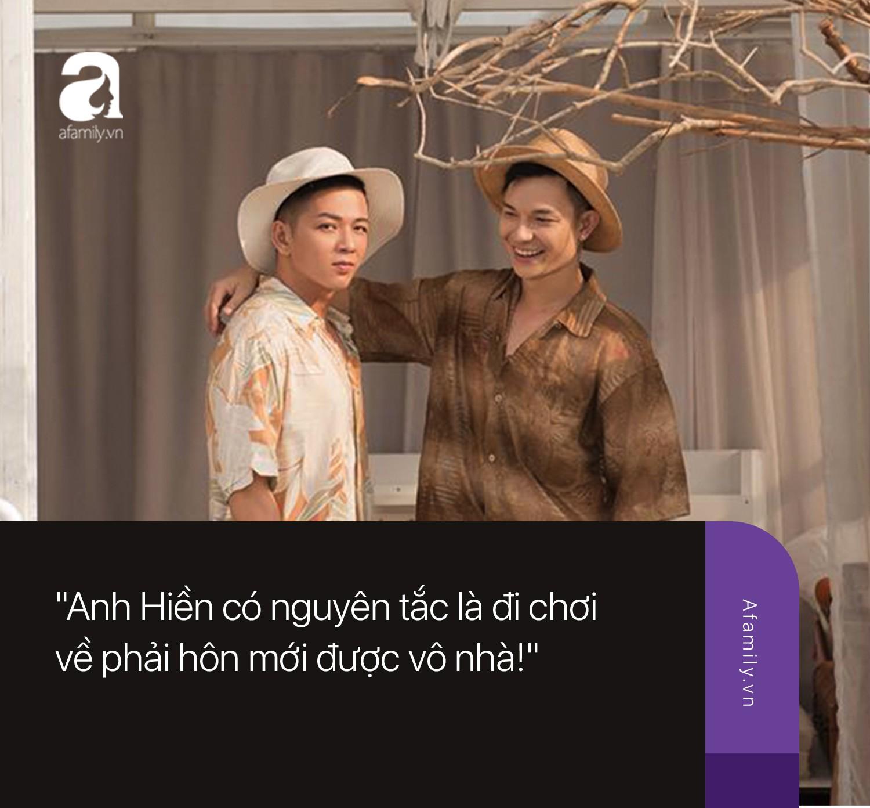 """Sơn Tùng - chàng trai """"màu tím"""" vừa tạo nên lịch sử cho """"Người ấy là ai?"""": Anh Hiền sến lắm, bắt hôn mới được vô nhà! - Ảnh 7."""