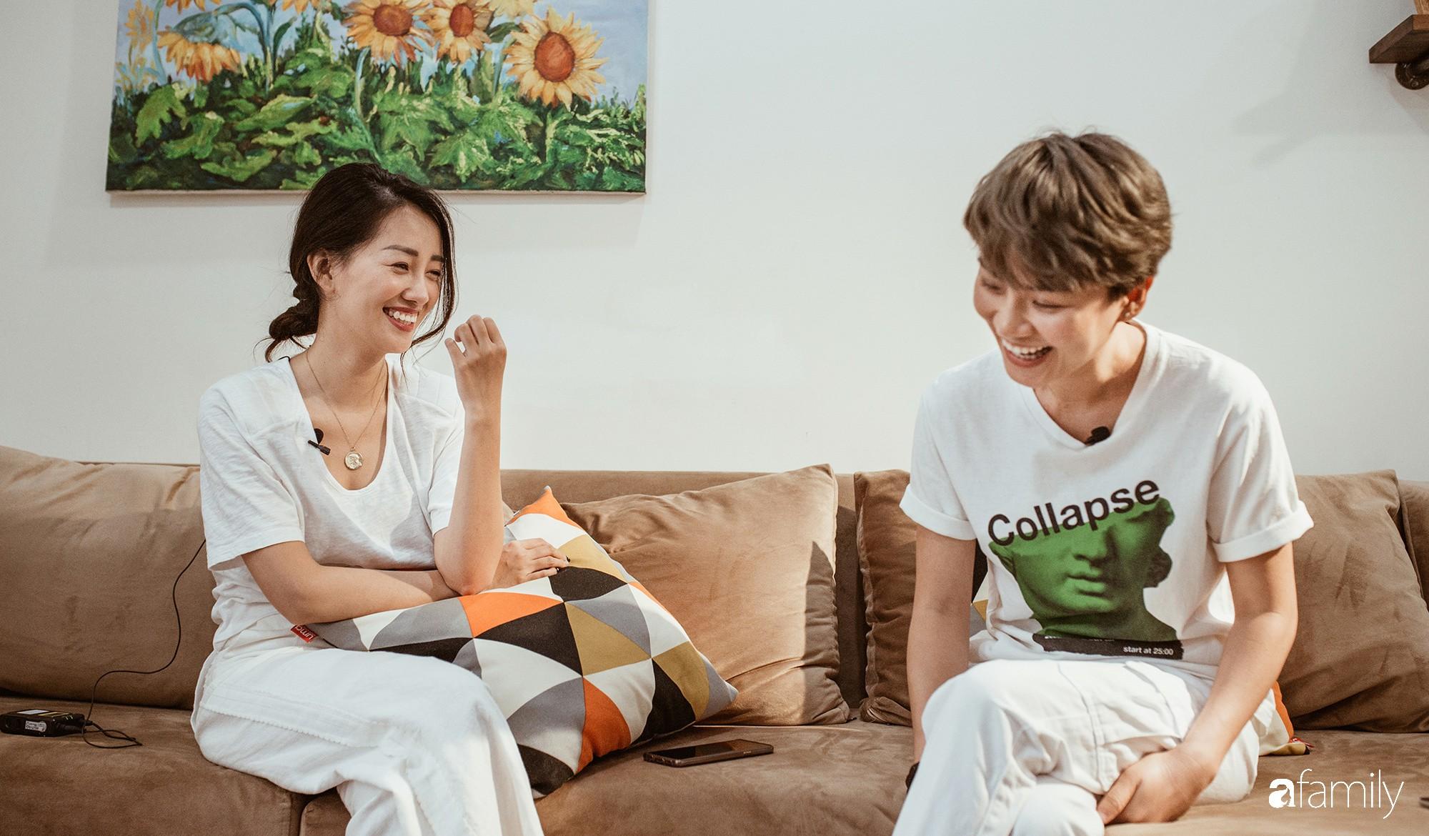 MC Quỳnh Chi - Thùy Dung góp gạo thổi cơm chung: Hai năm về chung một nhà, Chi xách vali đi tới cả chục lần - Ảnh 19.