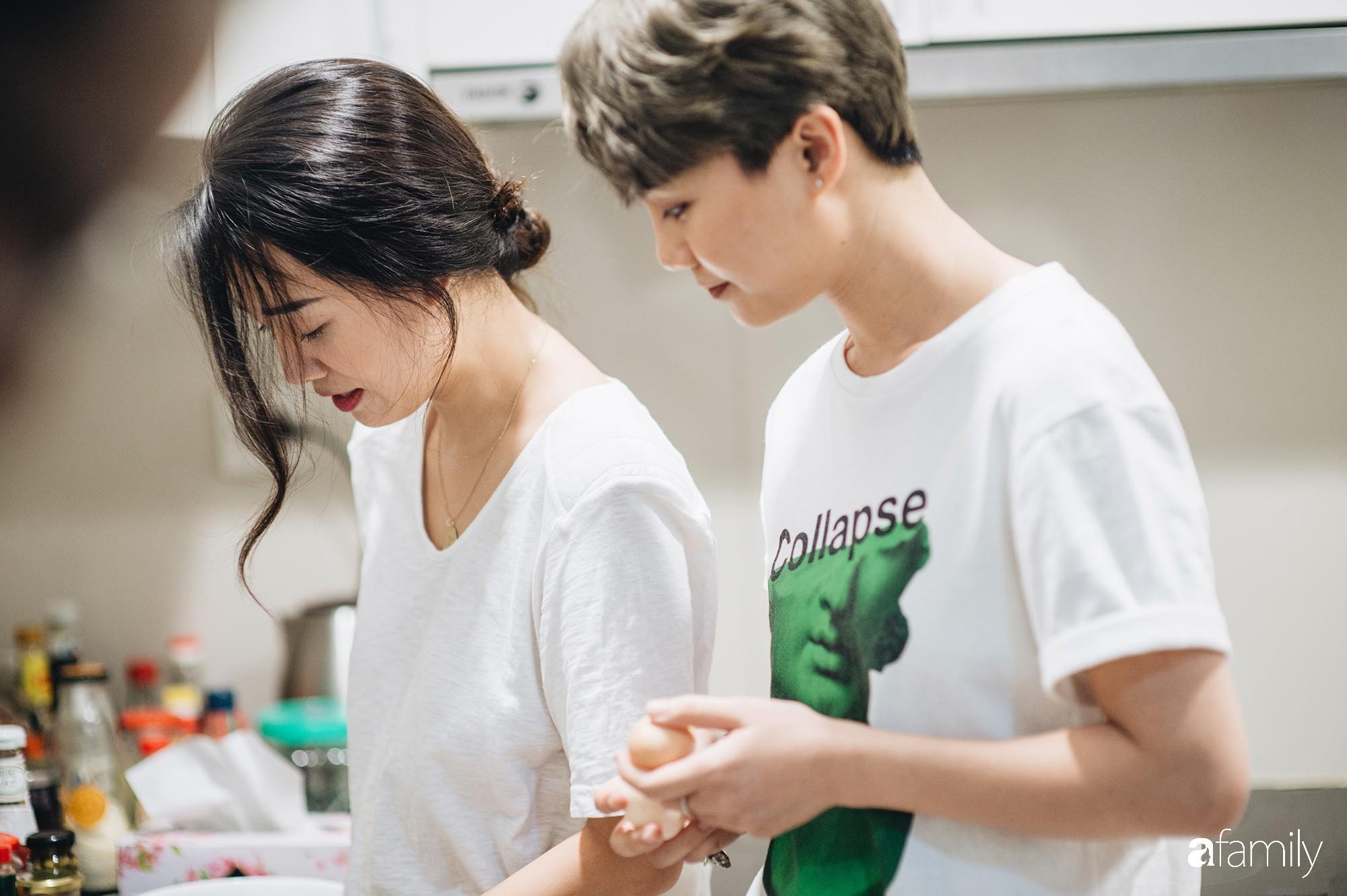 MC Quỳnh Chi - Thùy Dung góp gạo thổi cơm chung: Hai năm về chung một nhà, Chi xách vali đi tới cả chục lần - Ảnh 5.