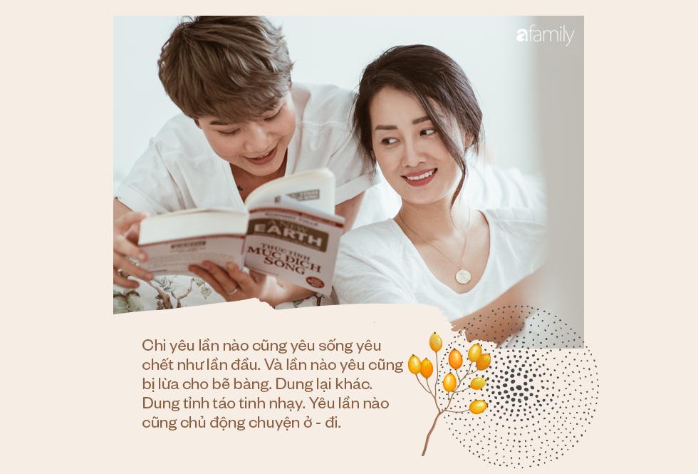 MC Quỳnh Chi - Thùy Dung góp gạo thổi cơm chung: Hai năm về chung một nhà, Chi xách vali đi tới cả chục lần - Ảnh 11.