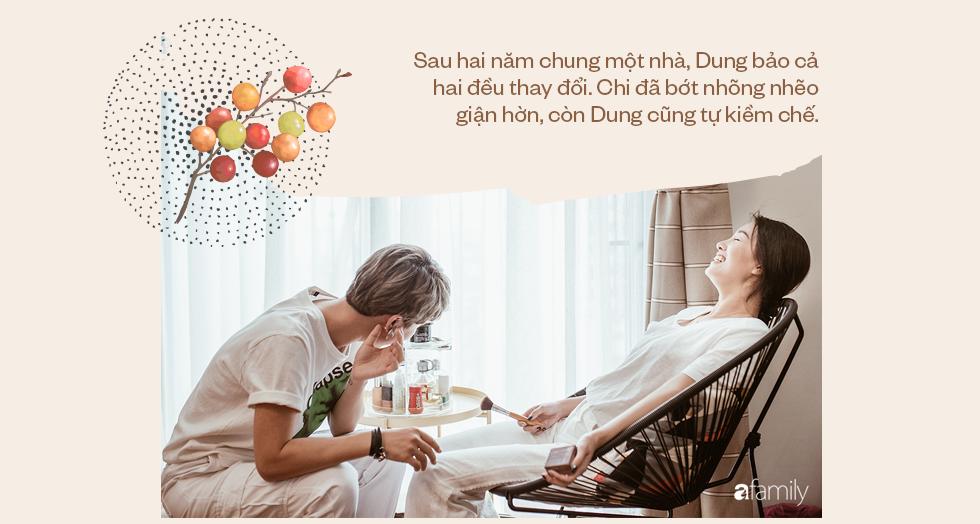 MC Quỳnh Chi - Thùy Dung góp gạo thổi cơm chung: Hai năm về chung một nhà, Chi xách vali đi tới cả chục lần - Ảnh 18.