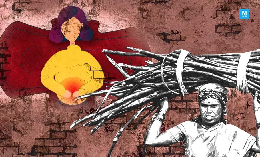 Thực trạng đáng buồn tại Ấn Độ: Phụ nữ chấp nhận cắt bỏ tử cung, chấm dứt kinh nguyệt chỉ để được nhận vào làm với đồng lương rẻ mạt - Ảnh 1.