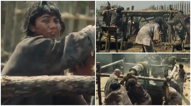 Phim của Song Joong Ki gây ngã ngửa khi xuất hiện nhân vật nói tiếng Việt to, rõ ràng  - Ảnh 1.