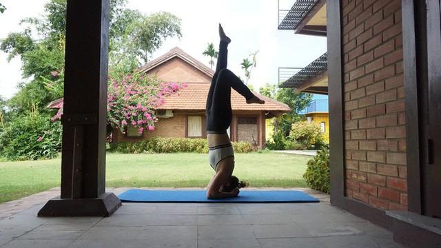 Cụ ông đã sống lại cuộc đời mới tới 92 tuổi nhờ 1 động tác Yoga: Cơ thể khỏe như 25 tuổi - Ảnh 6.