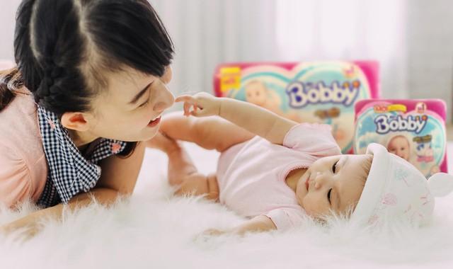 """Công thức """"Lót sáng dán tối"""": Giúp mẹ dùng tã cho trẻ sơ sinh hiệu quả và tiết kiệm hơn - Ảnh 3."""