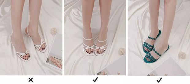 Thay mặt hội chị em có bàn chân to, cô nàng này đã thử nghiệm và tìm ra những loại giày dép tôn chân nịnh dáng nhất - Ảnh 5.