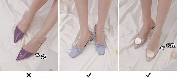 Thay mặt hội chị em có bàn chân to, cô nàng này đã thử nghiệm và tìm ra những loại giày dép tôn chân nịnh dáng nhất - Ảnh 6.