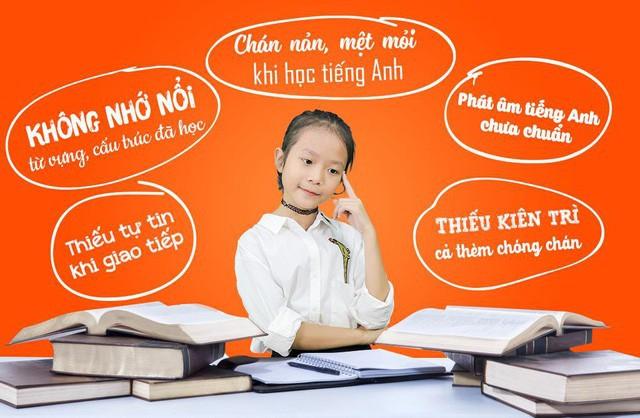 Trẻ Tiểu học học tiếng Anh: 4 khó khăn và giải pháp mà bố mẹ cần biết - Ảnh 2.