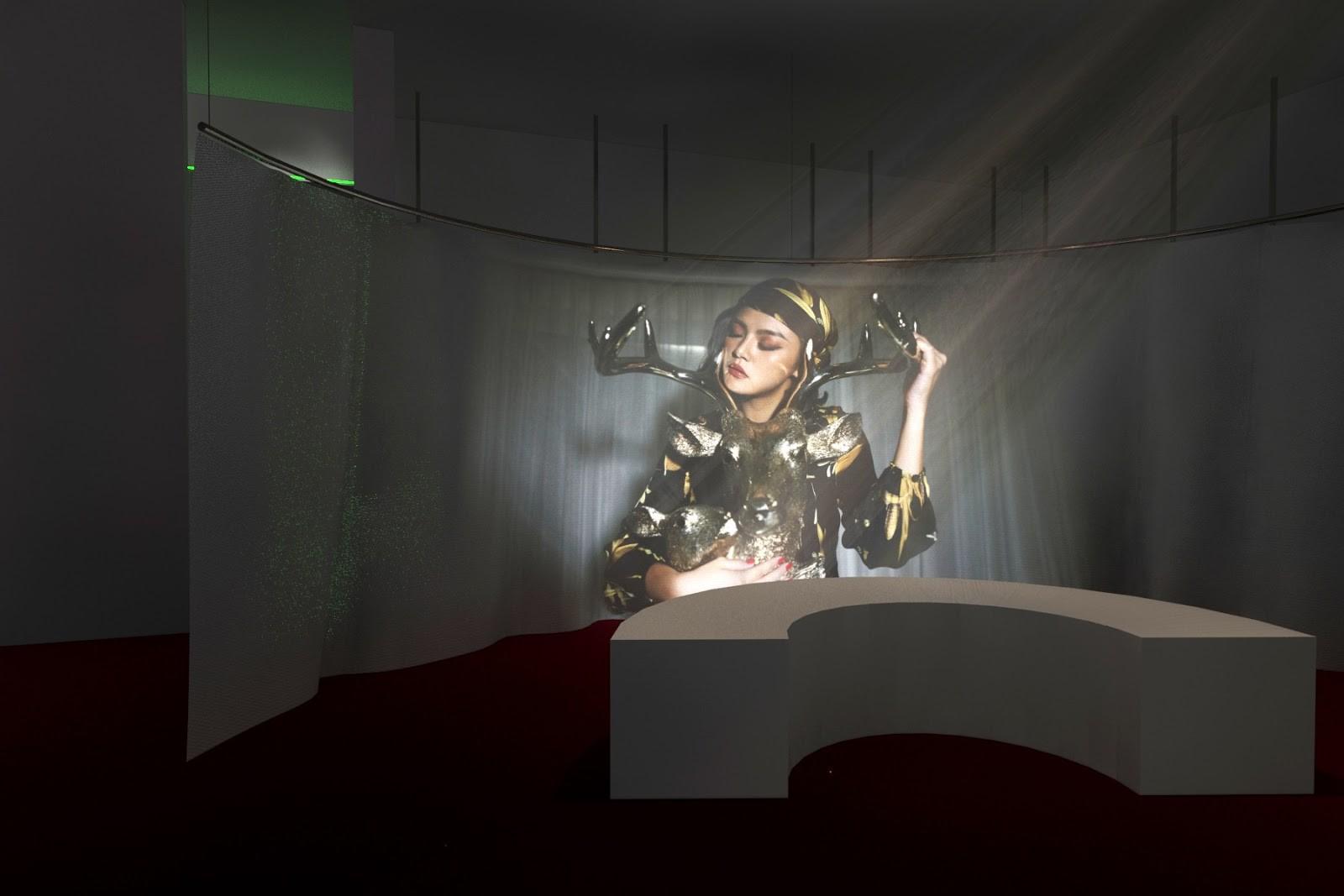 """Gạt bỏ hình ảnh """"chị Huệ"""" mờ nhạt, Thu Quỳnh lột xác với vai trò mới khiến giới mộ điệu phải trầm trồ - Ảnh 4."""