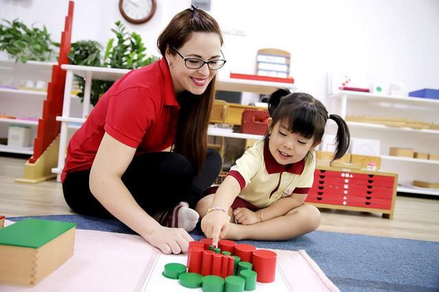 Trường Quốc tế dạy trẻ mầm non tự lập như thế nào? - Ảnh 3.