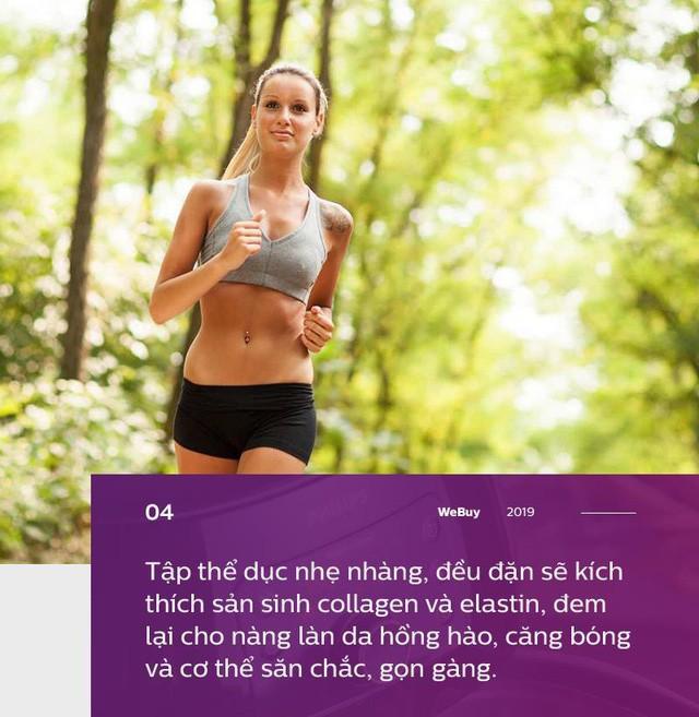 4 tips siêu đơn giản giúp nàng thăng hạng nhan sắc - Ảnh 4.
