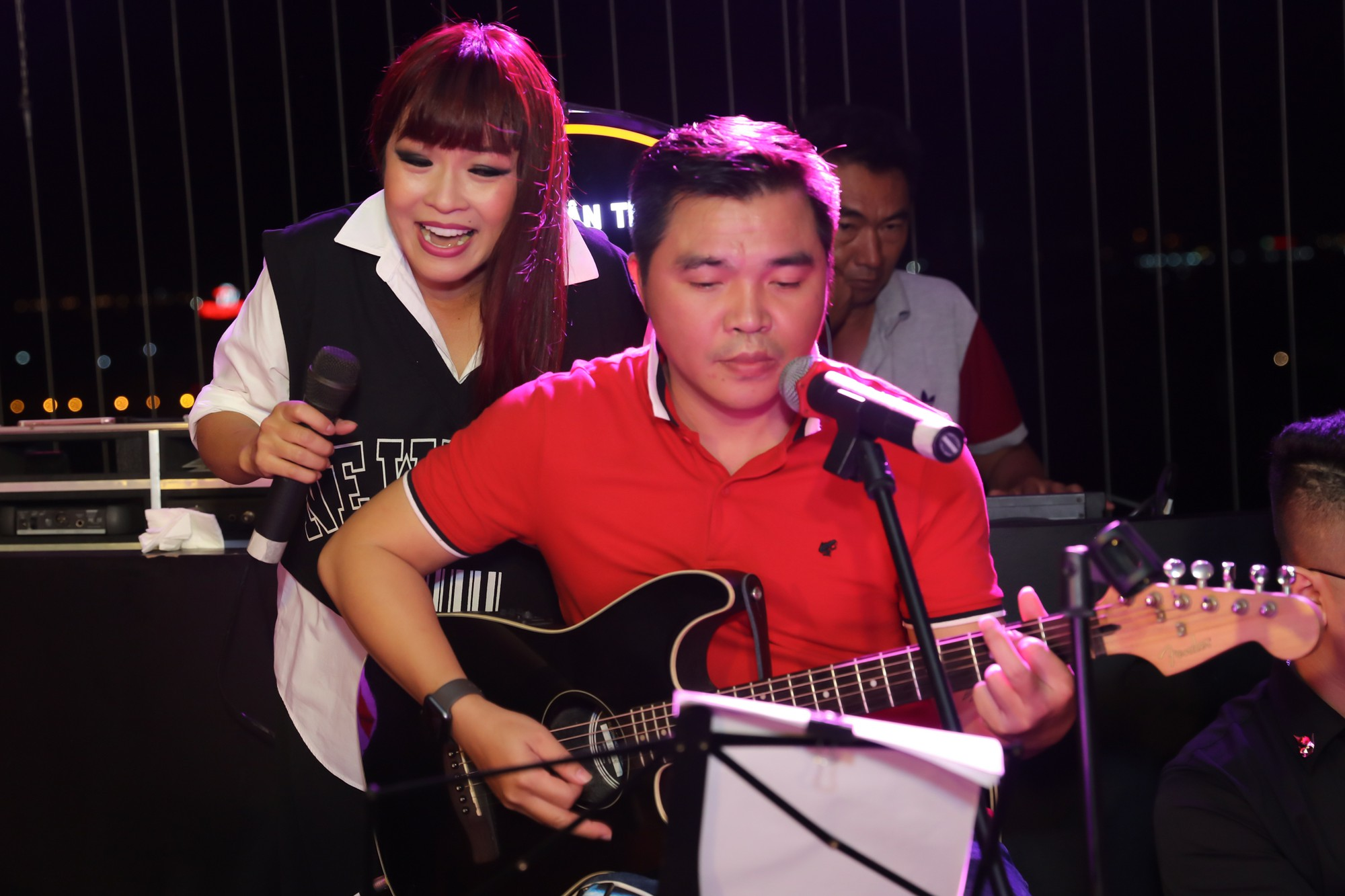 Le Minh MTV va man do giong cao vut cung Cahnh  (1)