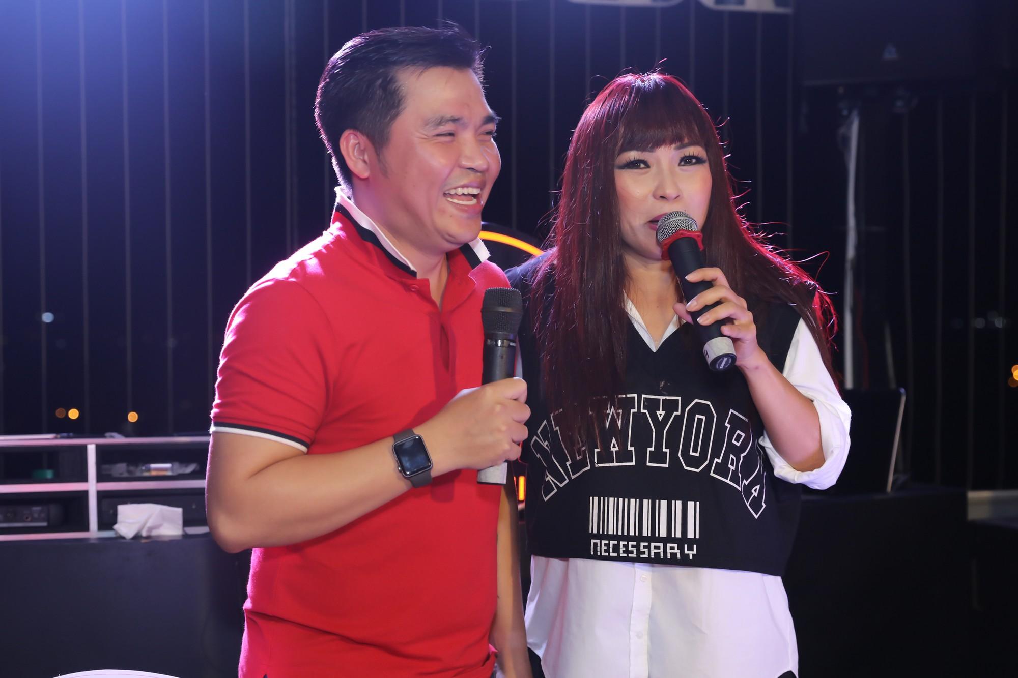 Le Minh MTV va man do giong cao vut cung Cahnh  (2)