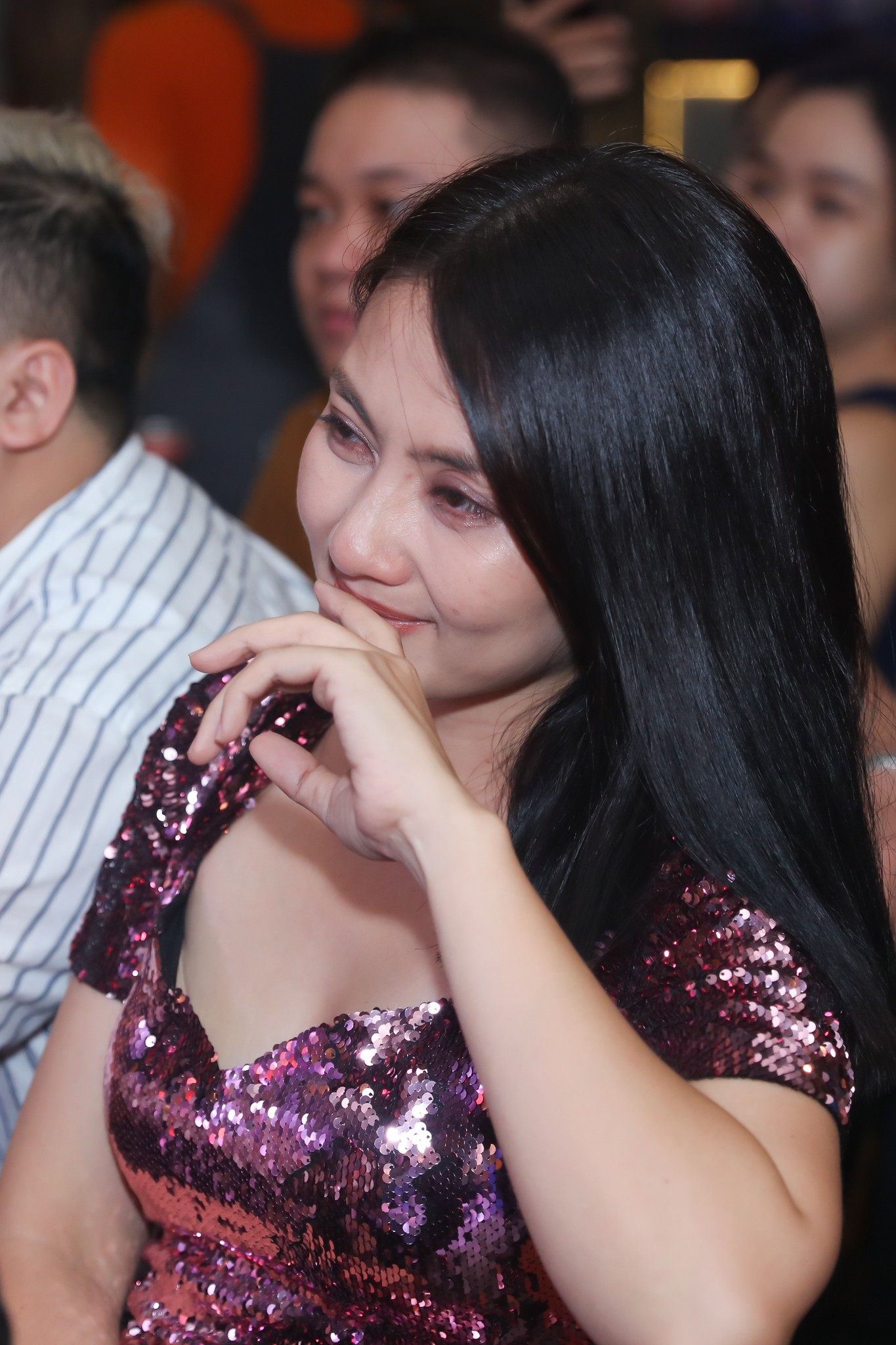 Ngoc Lan khoc cuoi voi tieng hat Phuong Thanh (5)