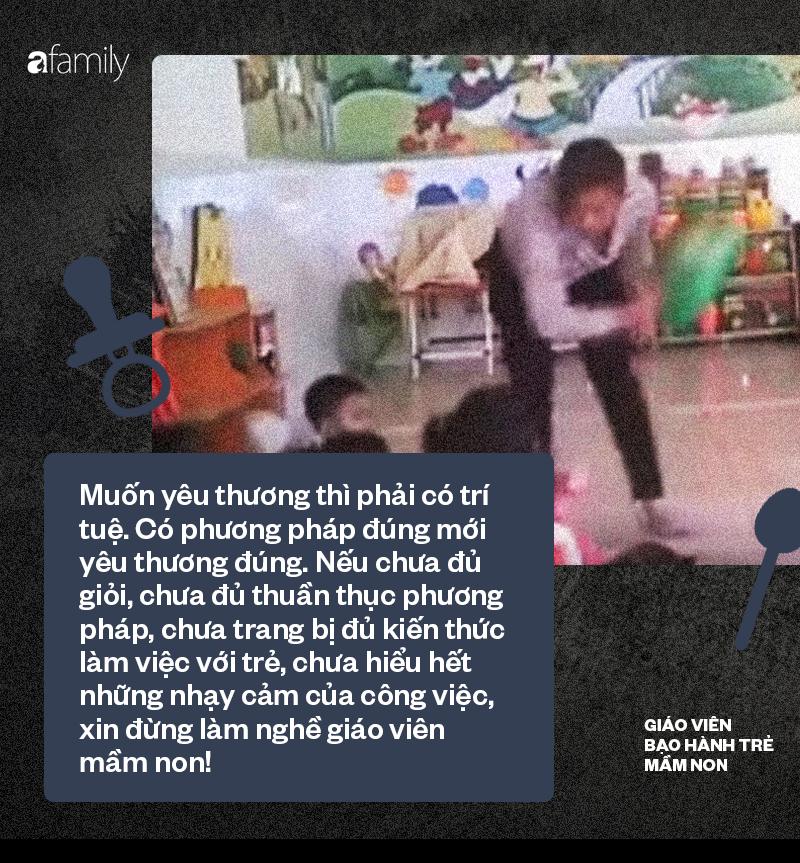Từ những vụ đánh, nhốt trẻ vào tủ quần áo: Không yêu trẻ con đừng làm nghề nuôi dạy trẻ - Ảnh 3.