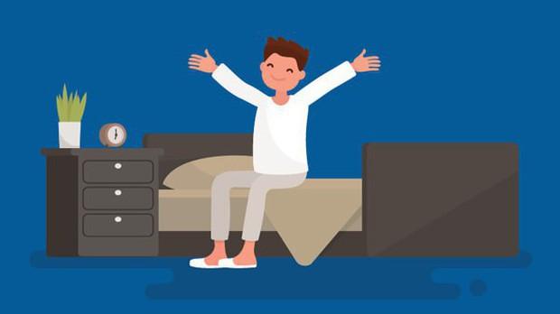 Có 3% dân số chỉ cần ngủ 4 tiếng mỗi ngày và đây là cuộc sống của một tỷ phú thời gian - Ảnh 2.