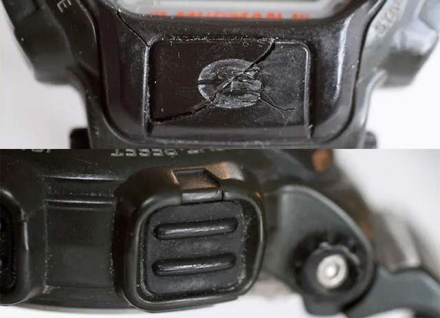 Khi nào cần thay vỏ đồng hồ G-Shock và giá cả thế nào? - Ảnh 2.