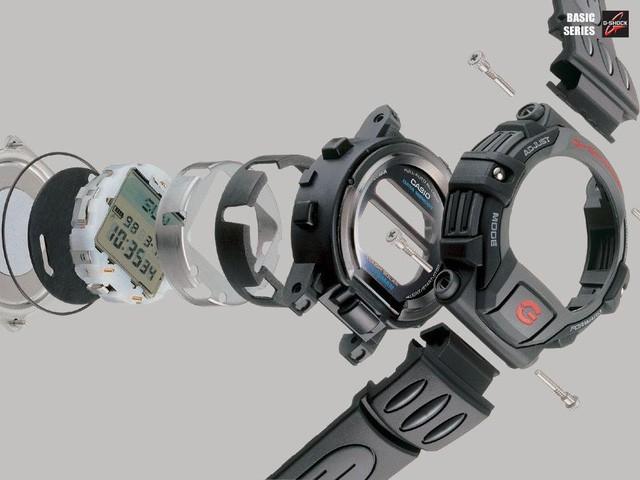 Khi nào cần thay vỏ đồng hồ G-Shock và giá cả thế nào? - Ảnh 5.