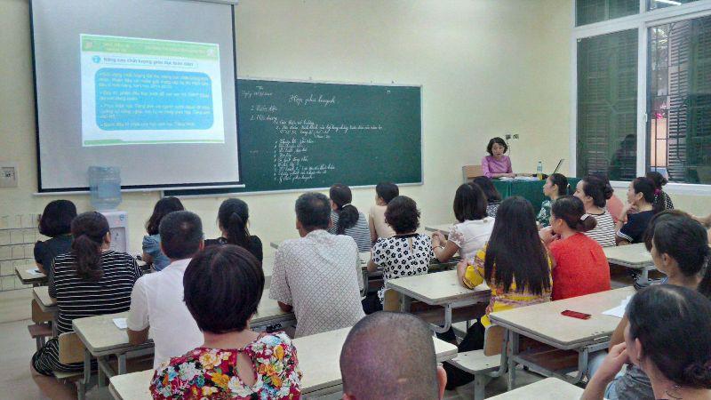 Hà Nội cấm Ban đại diện cha mẹ học sinh thu 7 khoản tiền - Ảnh 1.
