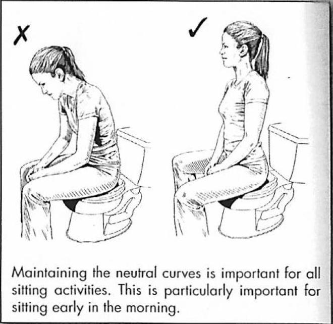 Chuyên gia hướng dẫn đứng, ngồi đúng cách giúp dân văn phòng giảm nguy cơ mắc bệnh cột sống - Ảnh 5.